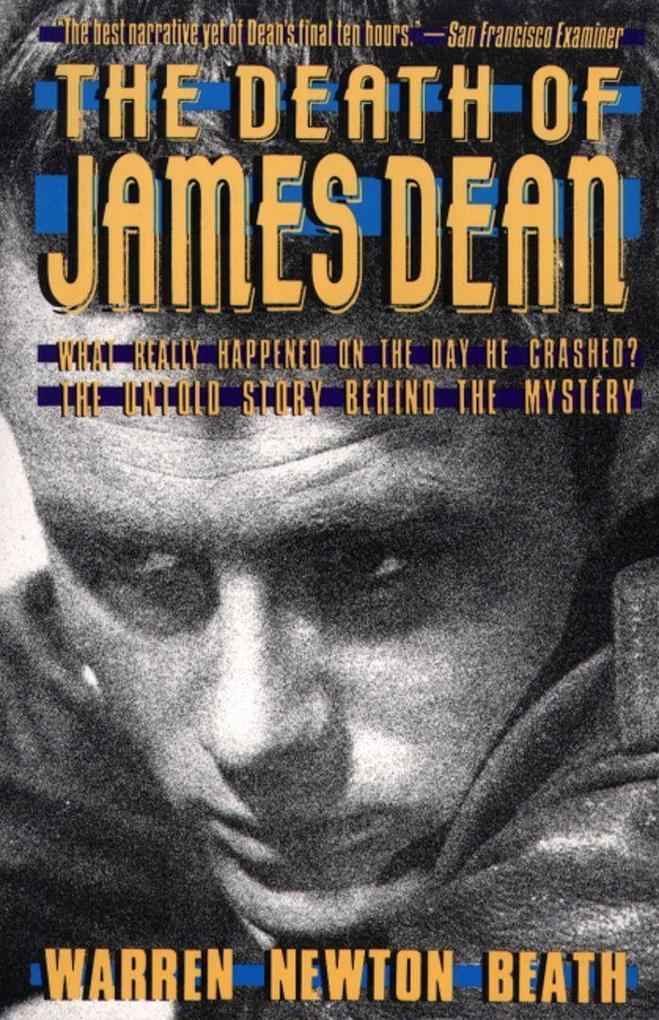 The Death of James Dean als Taschenbuch