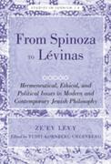 From Spinoza to Lévinas