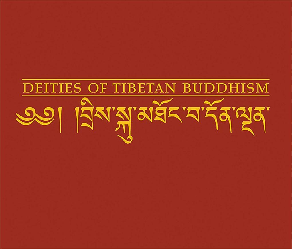 Deities of Tibetan Buddhism als Buch (gebunden)
