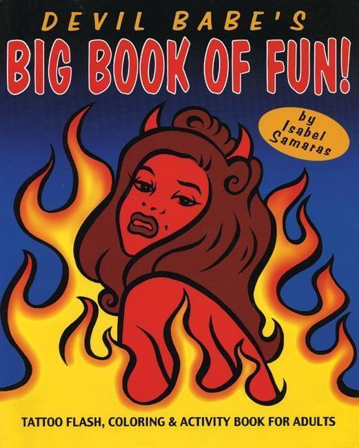 Devil Babe's Big Book of Fun als Taschenbuch