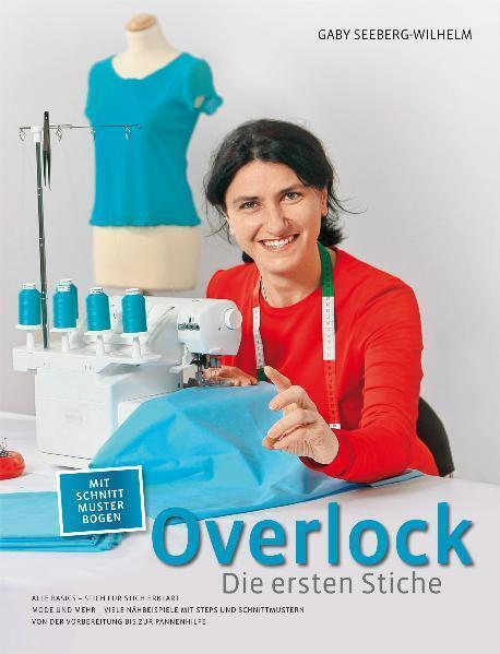 Overlock - Die ersten Stich
