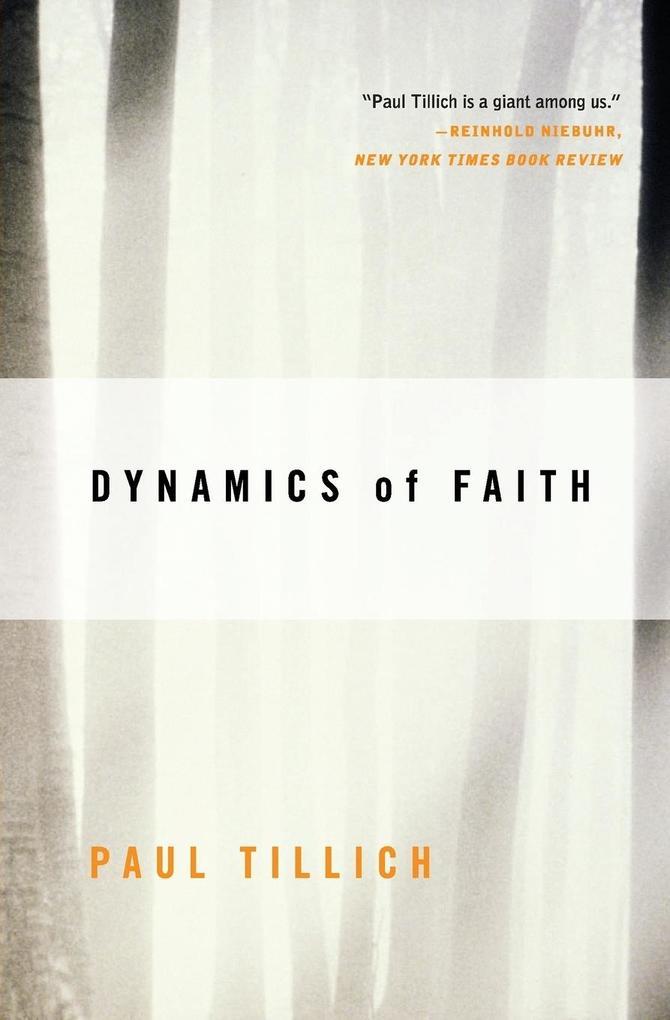 Dynamics of Faith als Buch (kartoniert)
