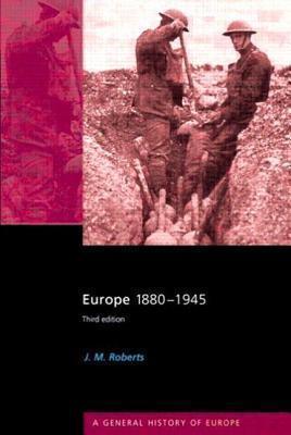 Europe 1880-1945 als Buch (kartoniert)