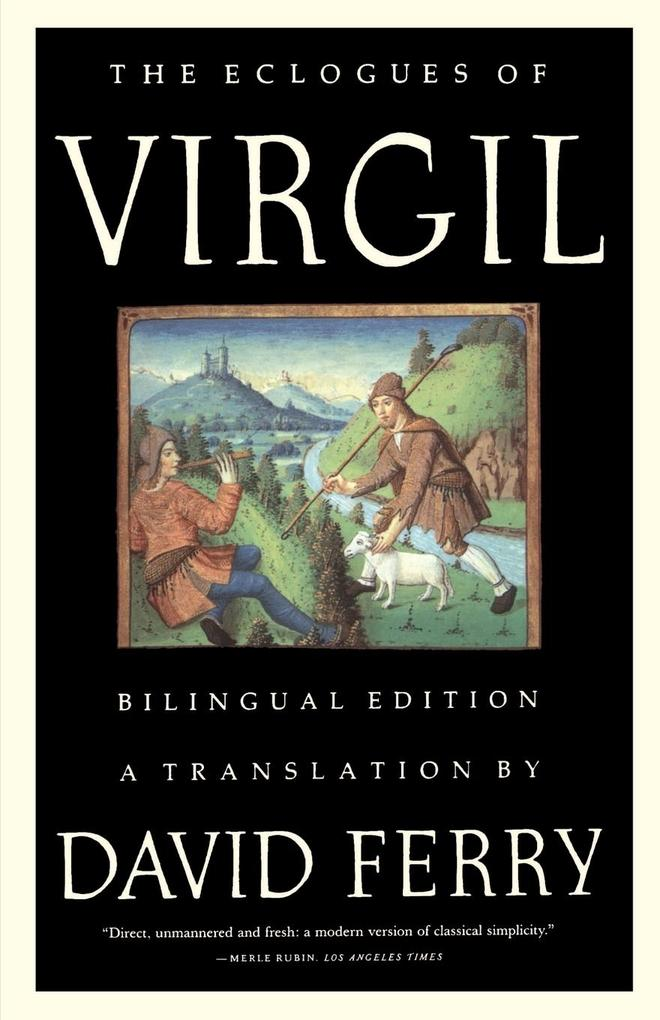 The Eclogues of Virgil (Bilingual Edition) als Taschenbuch