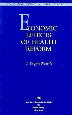 Economic Effects of Health Reform als Taschenbuch
