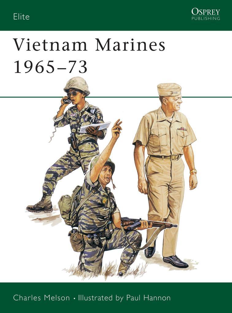 Vietnam Marines 1965-73 als Taschenbuch