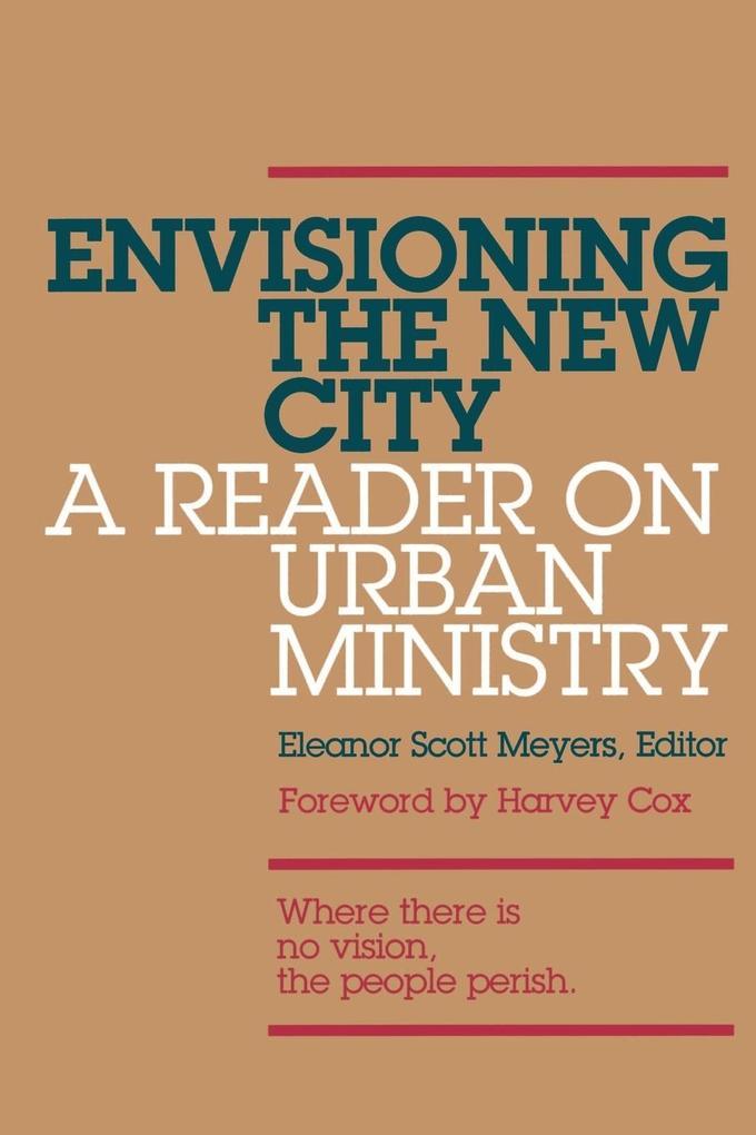 Envisioning the New City als Taschenbuch