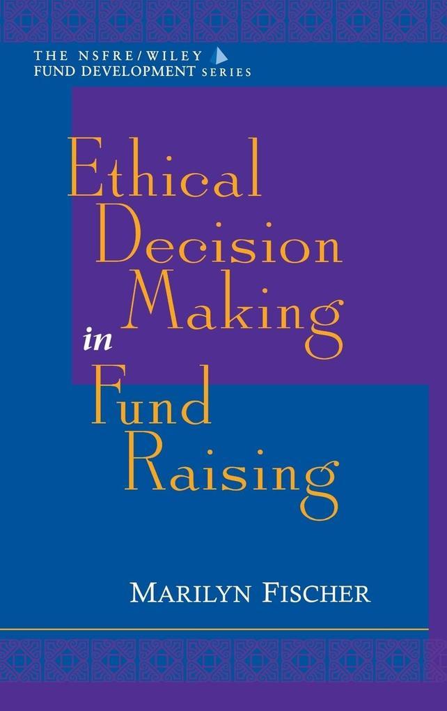 Ethical Decision Making als Buch (gebunden)