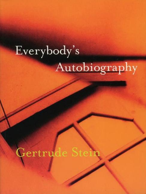 Everybody's Autobiography als Taschenbuch