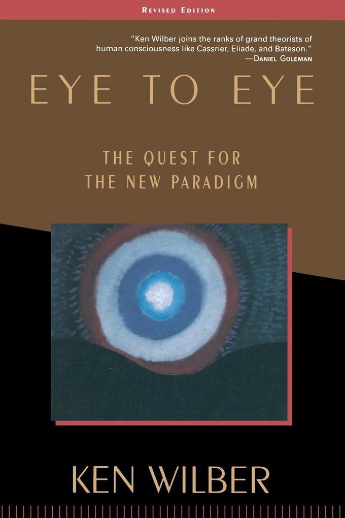 Eye to Eye als Buch (kartoniert)