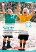 Projektarbeit mit Kindern: Wetter