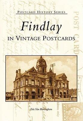 Findlay in Vintage Postcards als Taschenbuch