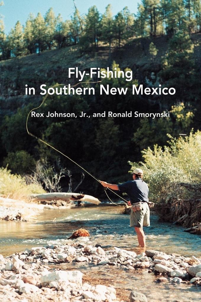 Fly-Fishing in Southern New Mexico als Taschenbuch