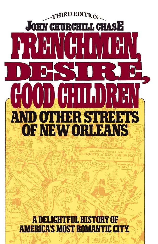 Frenchmen, Desire, Good Children als Buch (kartoniert)
