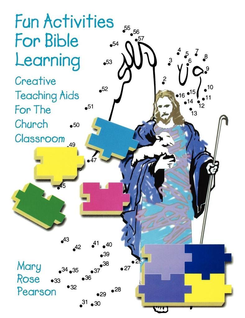 Fun Activities for Bible Learning als Buch (kartoniert)