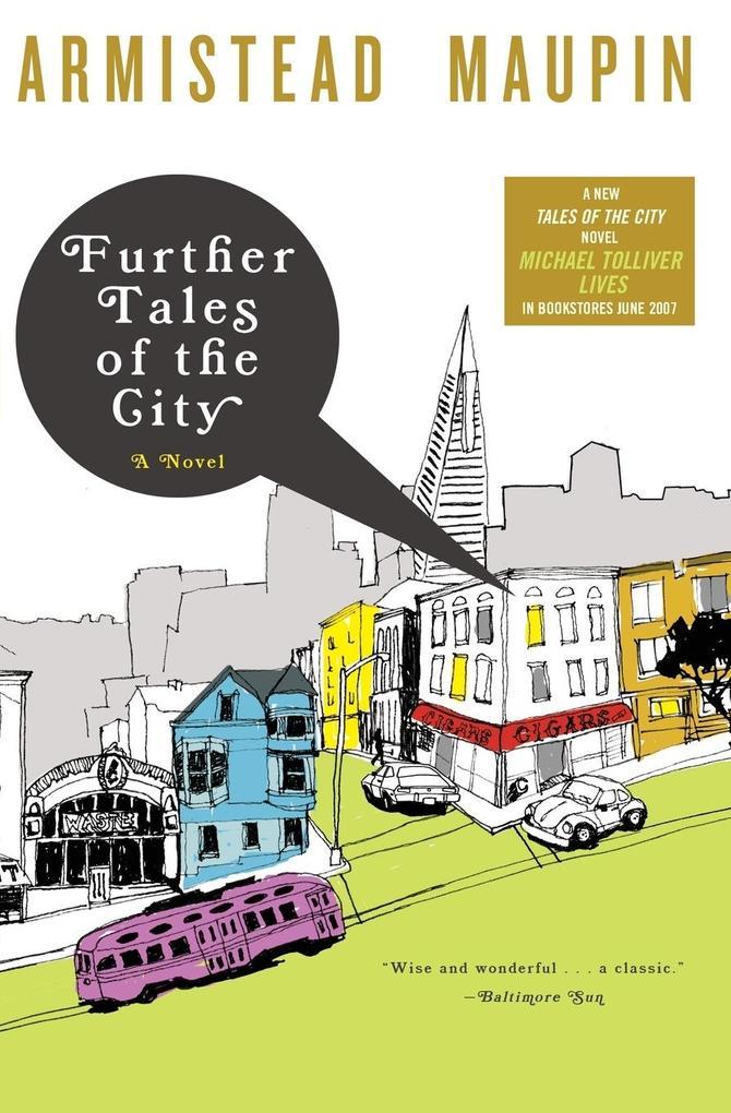 Further Tales of the City als Buch (kartoniert)
