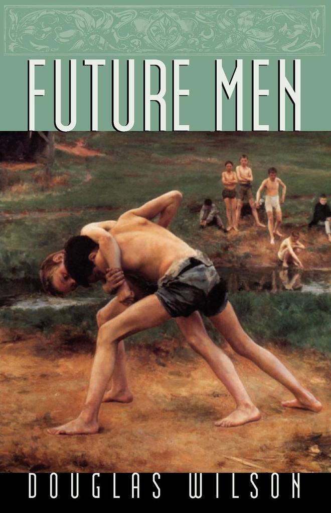 Future Men als Buch (kartoniert)