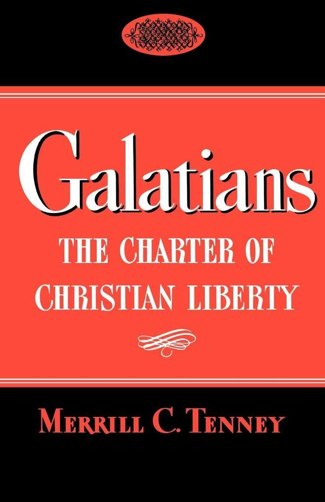 The Galatians als Taschenbuch
