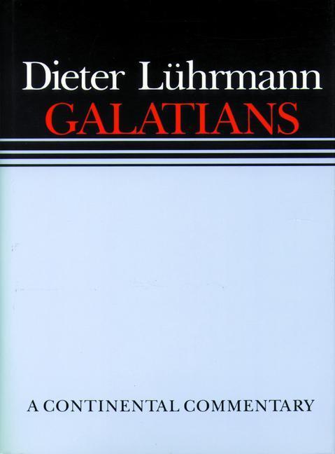 Galatians: A Continental Commentary als Buch (gebunden)