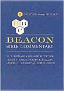 Beacon Bible Commentary, Volume 9: Galatians Through Philemon als Buch (gebunden)