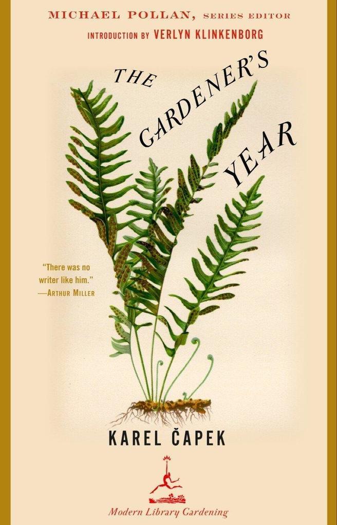 The Gardener's Year als Taschenbuch