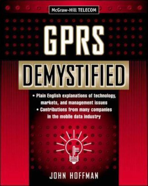 Gprs Demystified als Buch (kartoniert)