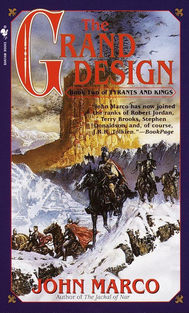 The Grand Design: Book Two of Tyrants and Kings als Taschenbuch