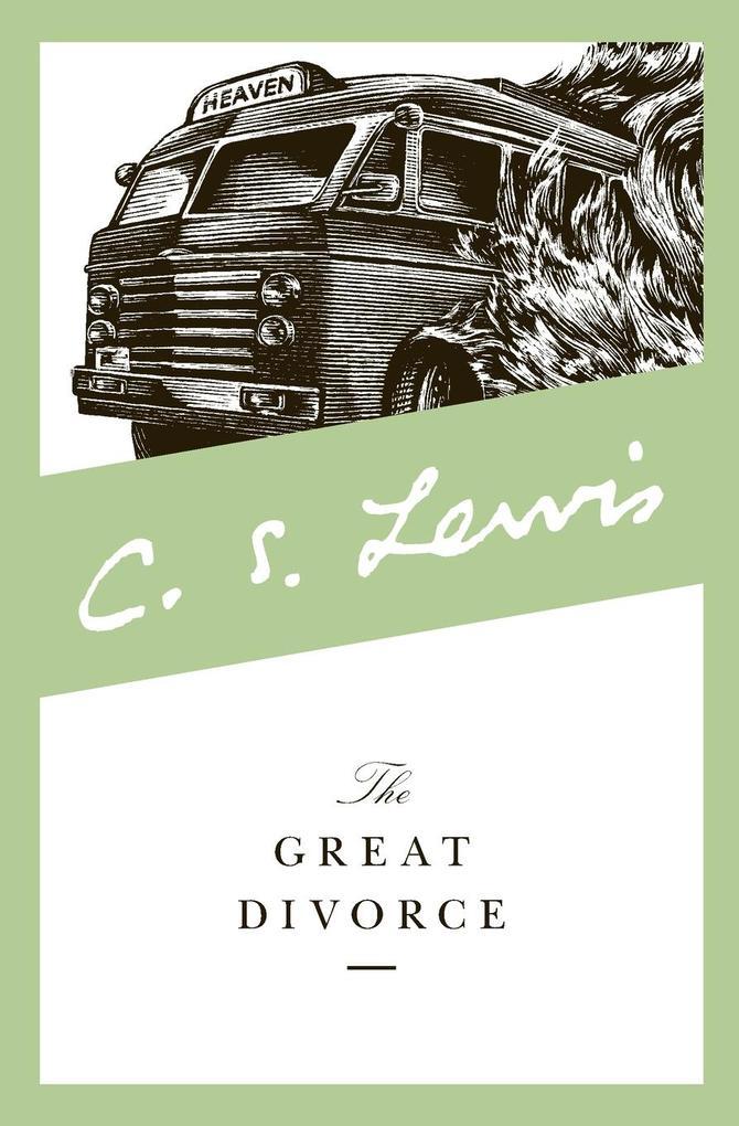 The Great Divorce als Taschenbuch