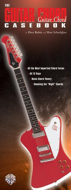 The Guitar Chord Casebook als Taschenbuch