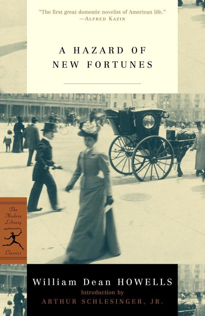 A Hazard of New Fortunes als Taschenbuch