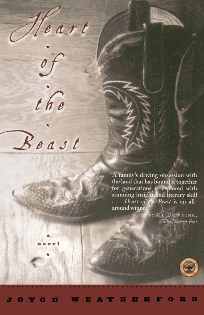 Heart of the Beast als Buch (kartoniert)