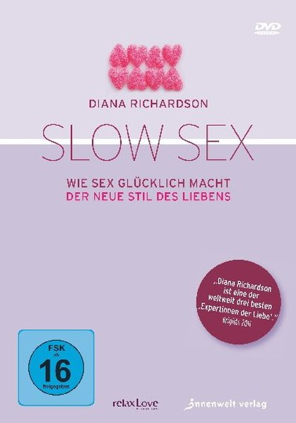 Slow Sex als DVD