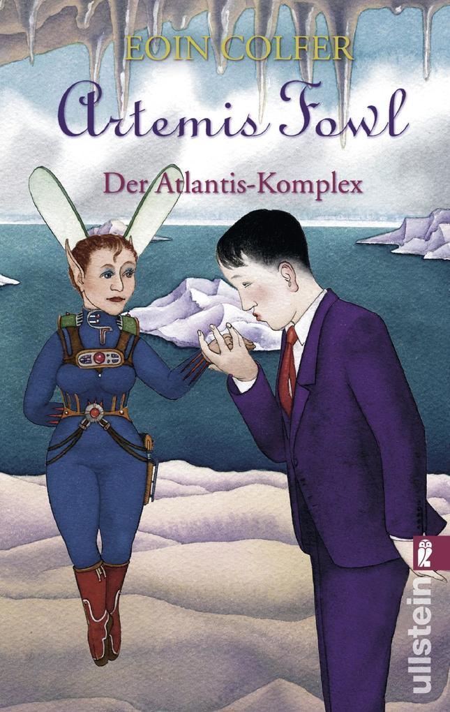 Artemis Fowl - Der Atlantis-Komplex als Taschenbuch