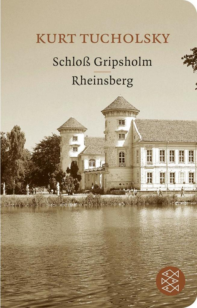 Schloß Gripsholm / Rheinsberg als Taschenbuch