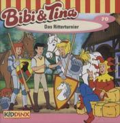 Bibi & Tina - Das Ritterturnier, 1 Audio-CD