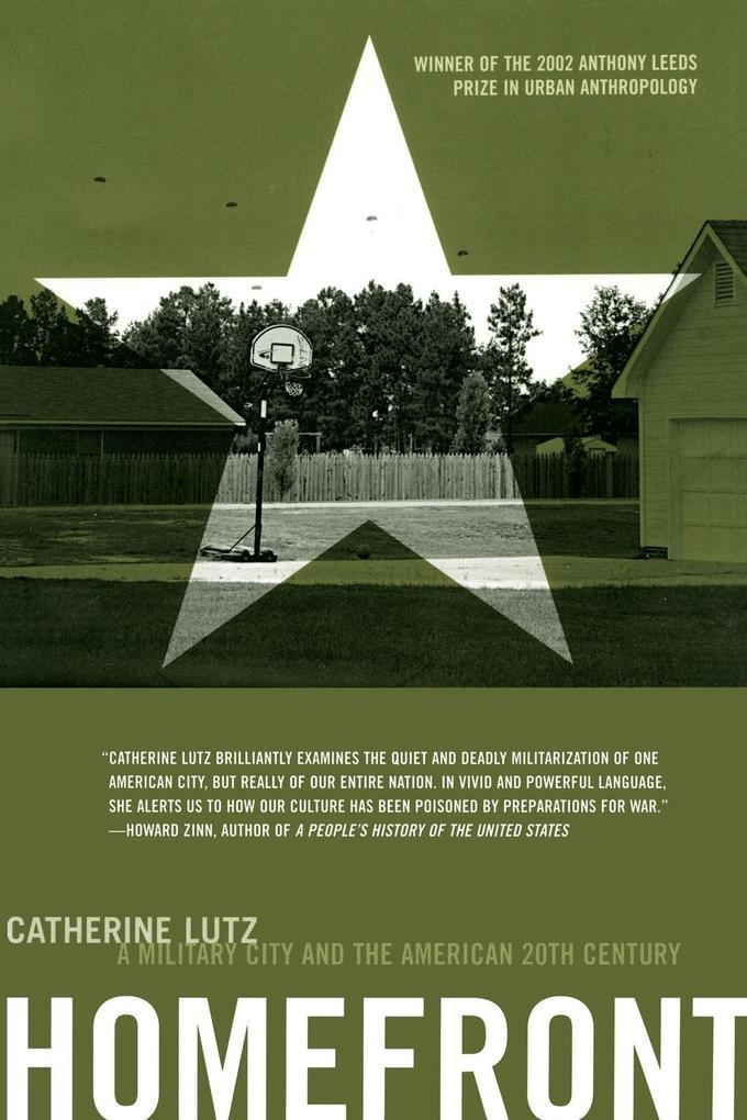 Homefront-A Military City and the American Twentieth Century als Taschenbuch