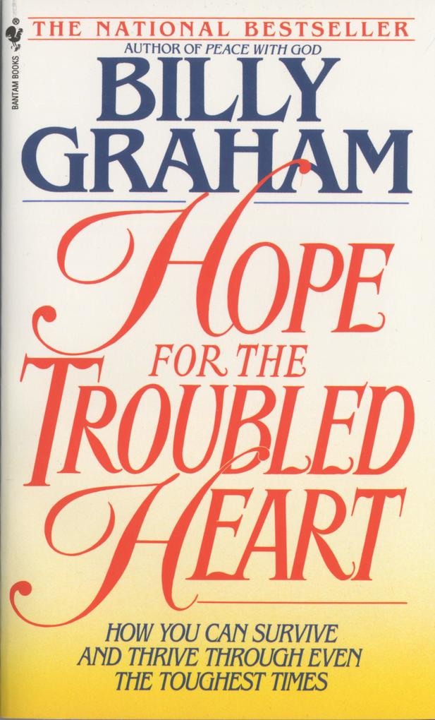 Hope for the Troubled Heart: Finding God in the Midst of Pain als Taschenbuch