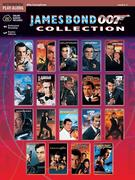 James Bond 007 Collection: Alto Sax [With CD]