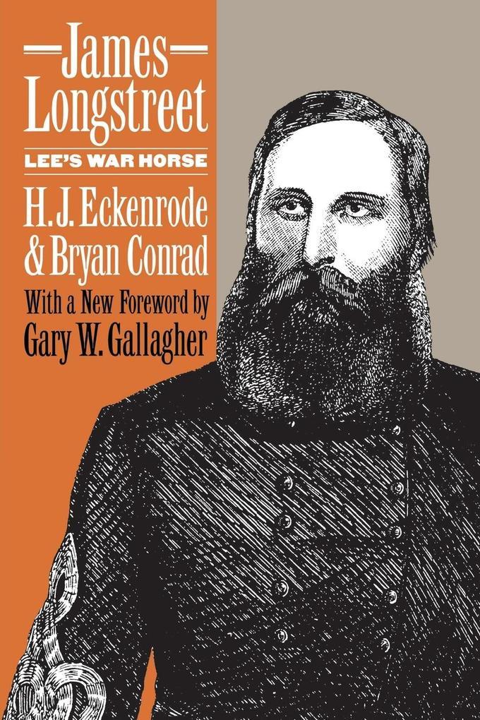 James Longstreet als Taschenbuch
