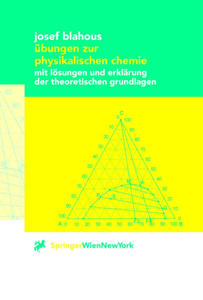 Übungen zur physikalischen Chemie als Buch (kartoniert)