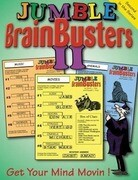 Jumble(r) Brainbusters II, 2: Get Your Mind Movin'!