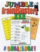 Jumble(r) Brainbusters III, 3: The Challenge!