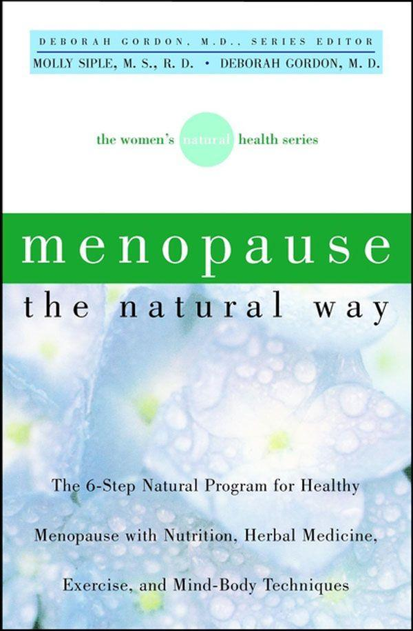 Menopause the Natural Way als Buch (kartoniert)