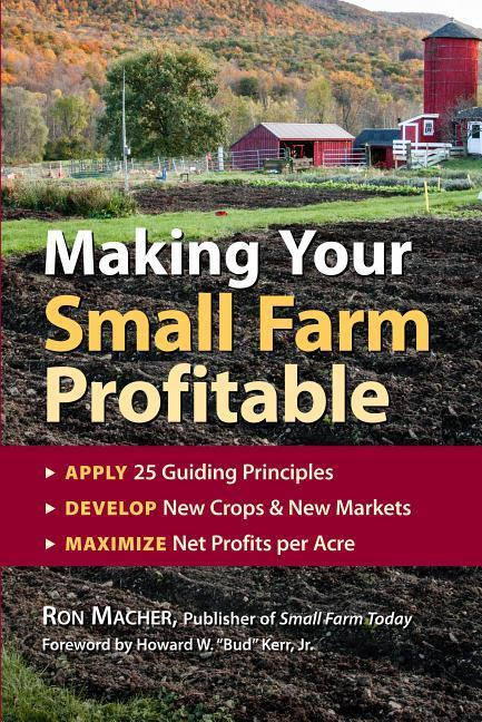Making Your Small Farm Profitable als Taschenbuch