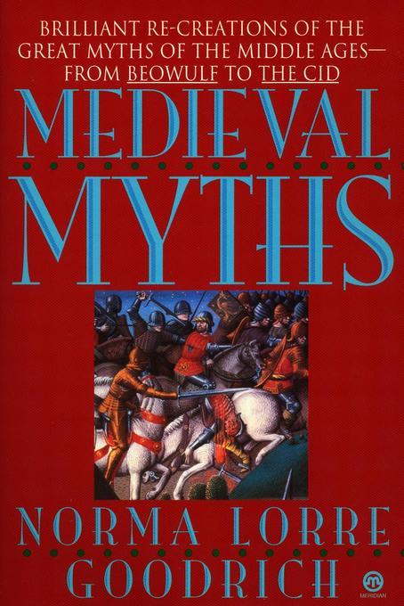 The Medieval Myths als Taschenbuch