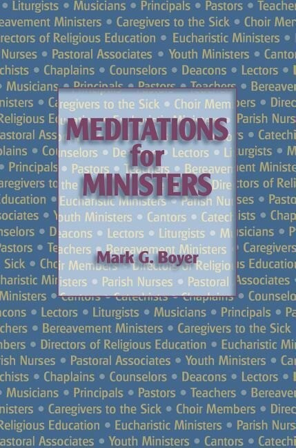Meditations for Ministers als Taschenbuch