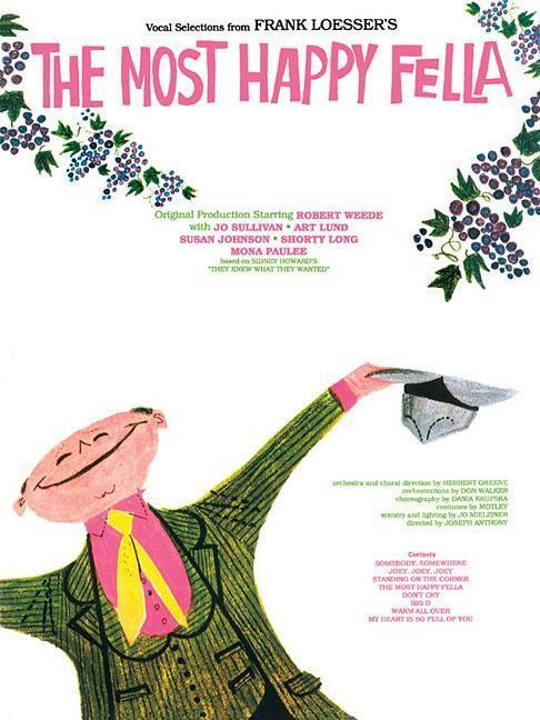 The Most Happy Fella als Taschenbuch