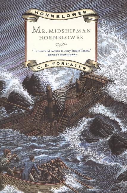 Mr. Midshipman Hornblower als Taschenbuch