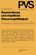 Raumordnung und staatliche Steuerungsfähigkeit