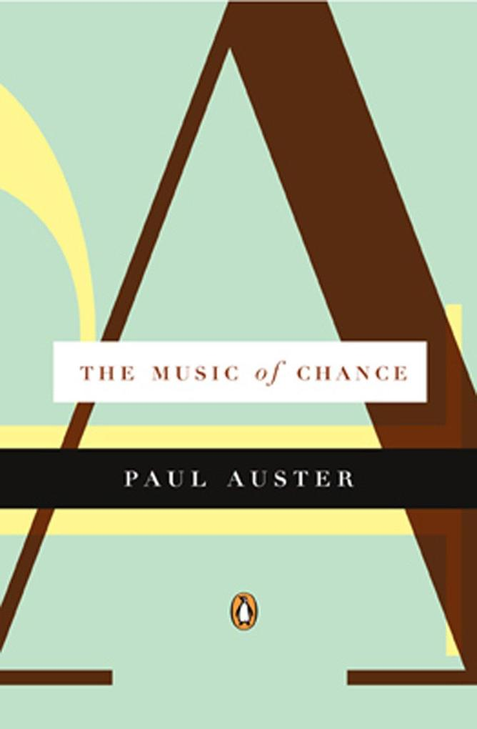 The Music of Chance als Buch